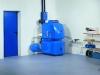 Öl-Brennwert-Gussheizkessel Logano plus GB125 mit Regelsystem Logamatic EMS und untergestelltem Warmwasser-Speicher Logalux LT Abb.: Bosch Thermotechnik GmbH