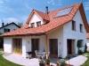 Beispiel einer dachintegrierten Solaranlage Weishaupt Thermo Solar WTS-F1 - Abb.: MaxWeishaupt GmbH